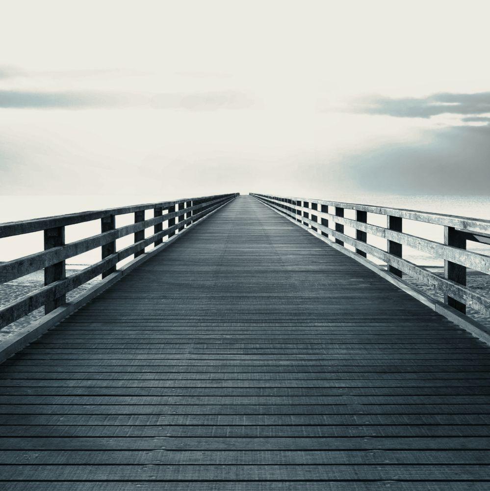 long grey bridge
